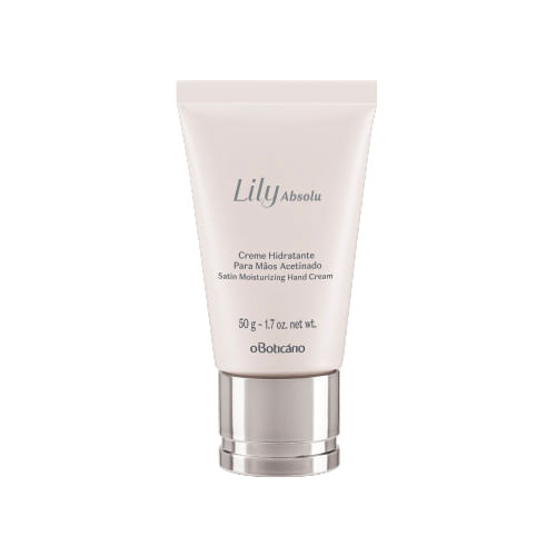 Lily Absolu satijn hydraterende handcrème, 50 g