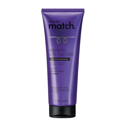 Match Respect voor krullen Shampoo 250 ml