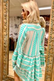 Short Dress Ella Mint