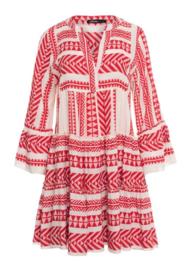 Short Dress Ella Red