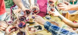 online wijn proeverij 1