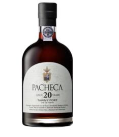Pacheca tawny 20 jaar 0.5L