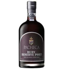 Pacheca ruby reserva port