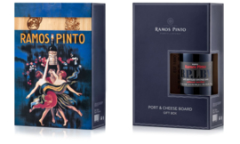 Ramos Pinto Late Bottled Vintage 2015 & Cheese Board