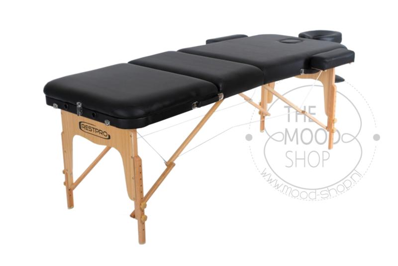 Massage tafel RESTPRO® VIP 3 BLACK