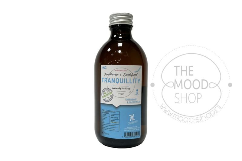 Tranquility massage olie