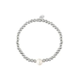 Armbandje Ismaine - Zilver