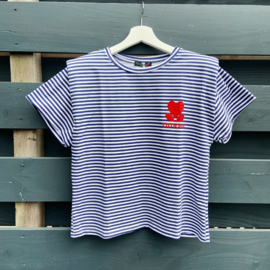 Shirt Julie - Blauw