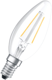 Osram LED-lamp 1.5 E14 2700K