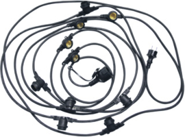 Bailey Feestverlichting prikkabel 10 Meter  incl, 10 led lampen