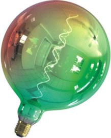 Calex LED-lamp 4W E27 2000K 40lm rainbow bol