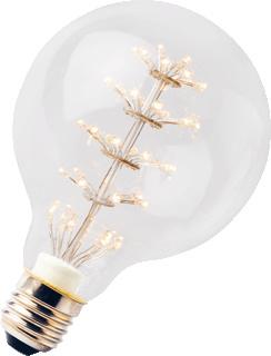 Bailey DIP LED-lamp 2W E27 2100K 230lm