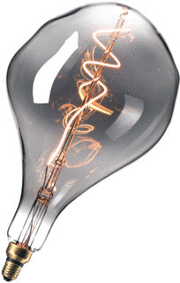 Calex XXL Titanium LED-lamp 6W E27 2200k 90lm