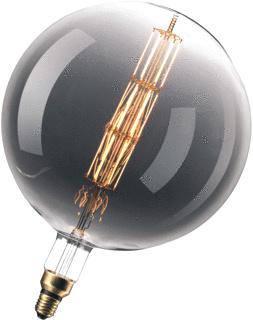 Calex XXL Titanium LED-lamp 8W E27 2200K 200lm
