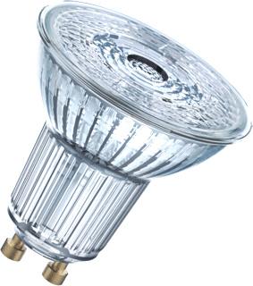 Osram LED-lamp GU10 2.6W 2700K helder