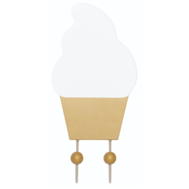 Kapstok ijsje