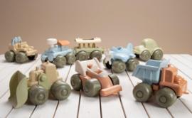 BIO plastic voertuigen