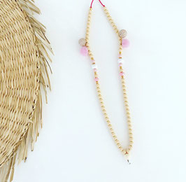 Ketting naturel spring