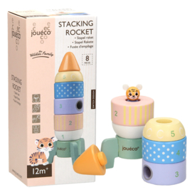 Stapel raket