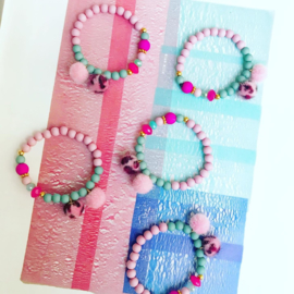 Armbandje sweet candy