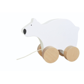 Trekdier ijsbeer