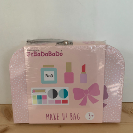 Kneusje Koffer met make-up set