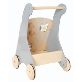 Loopwagen - activiteitenwagen