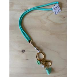 Key-koord turquoise