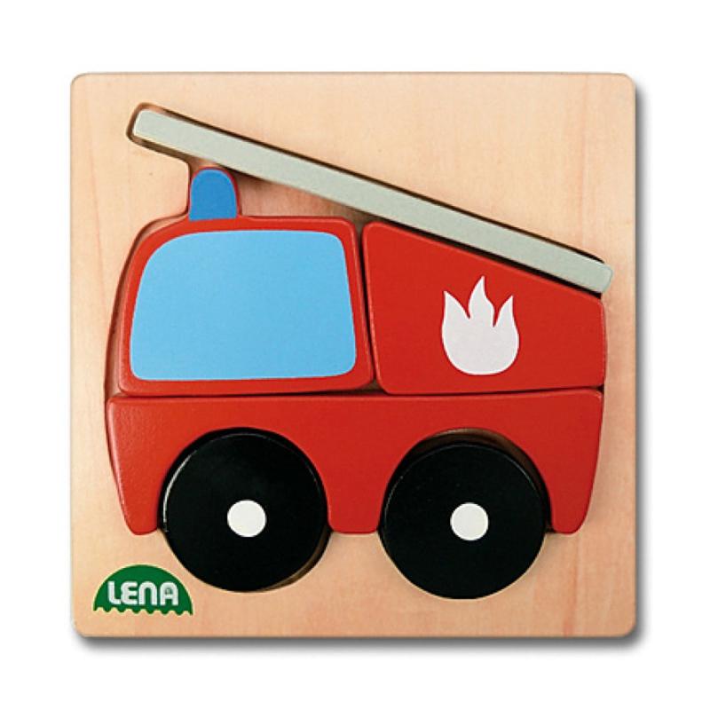Brandweer puzzel