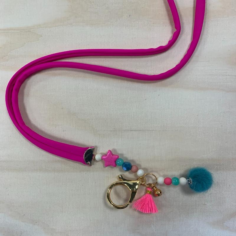 Key-koord pink party