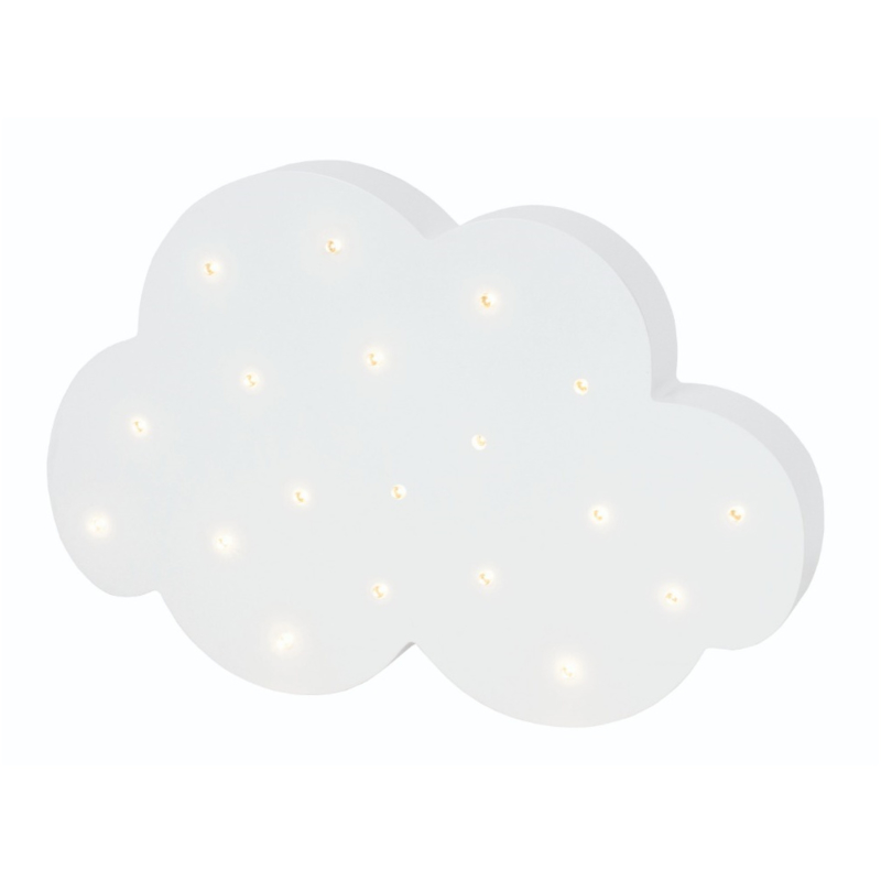 Led lamp wolk