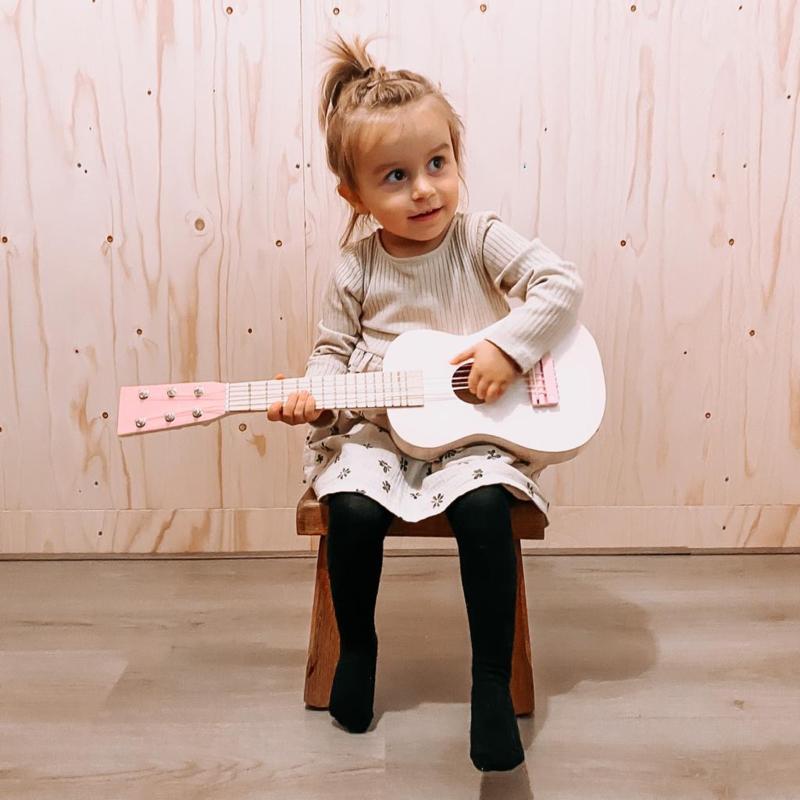 Muziek  maken met je kindje
