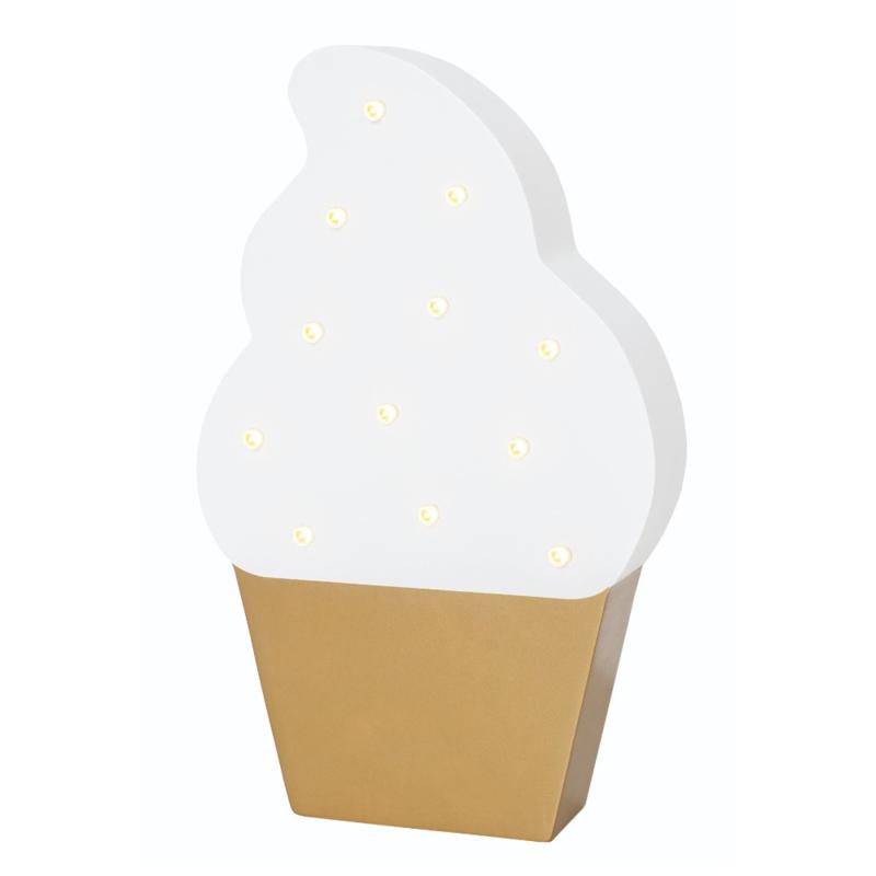 Led lamp ijsje