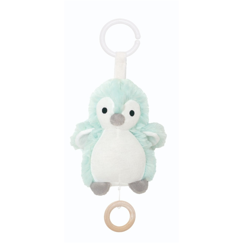 Muziekhanger pinguïn