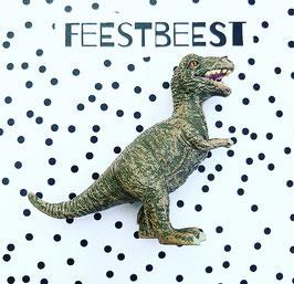 Feestbeest T-rex