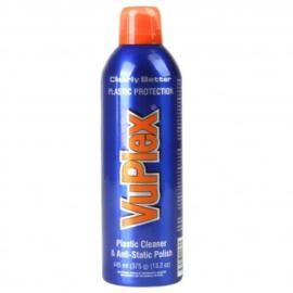 Vuplex plastic cleaner