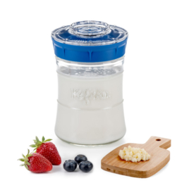 Kefirko kefir maker 848 ml. blauw
