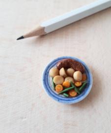 """Miniatuur """"Hollandse pot"""""""