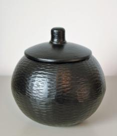 Pot bol small zwart