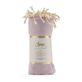 Hamamdoek lila