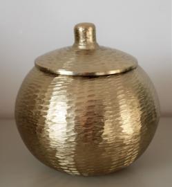 Pot bol small goud