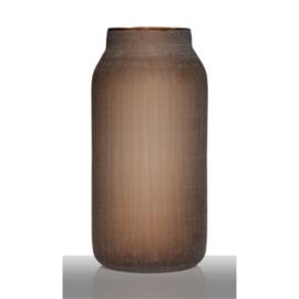 Vaas bruin medium