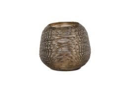 Windlicht cocoon small
