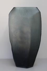 Carved vaas XL