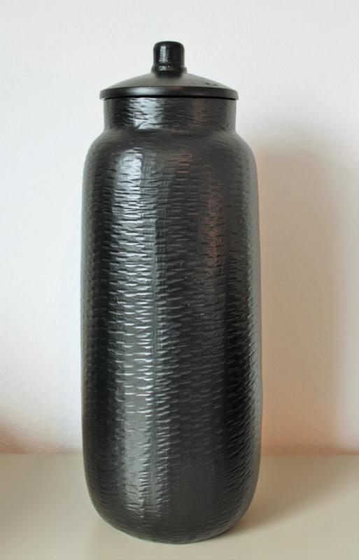 Pot large zwart