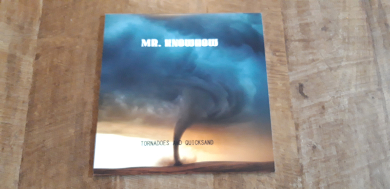 Tornadoes and Quicksand Vinyl & CD pack