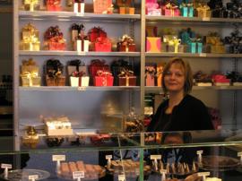 Bonbon atelier Luca: roomtruffels en bonbons (klik hier)