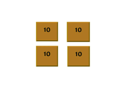 Thin Square 10 inch (pack 4  pcs)