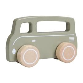 Little Dutch houten bus