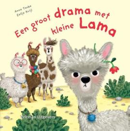 Een groot drama met kleine lama - Anna Taube